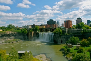 Rochester, High Falls, 2