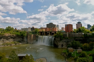 Rochester, High Falls, 1